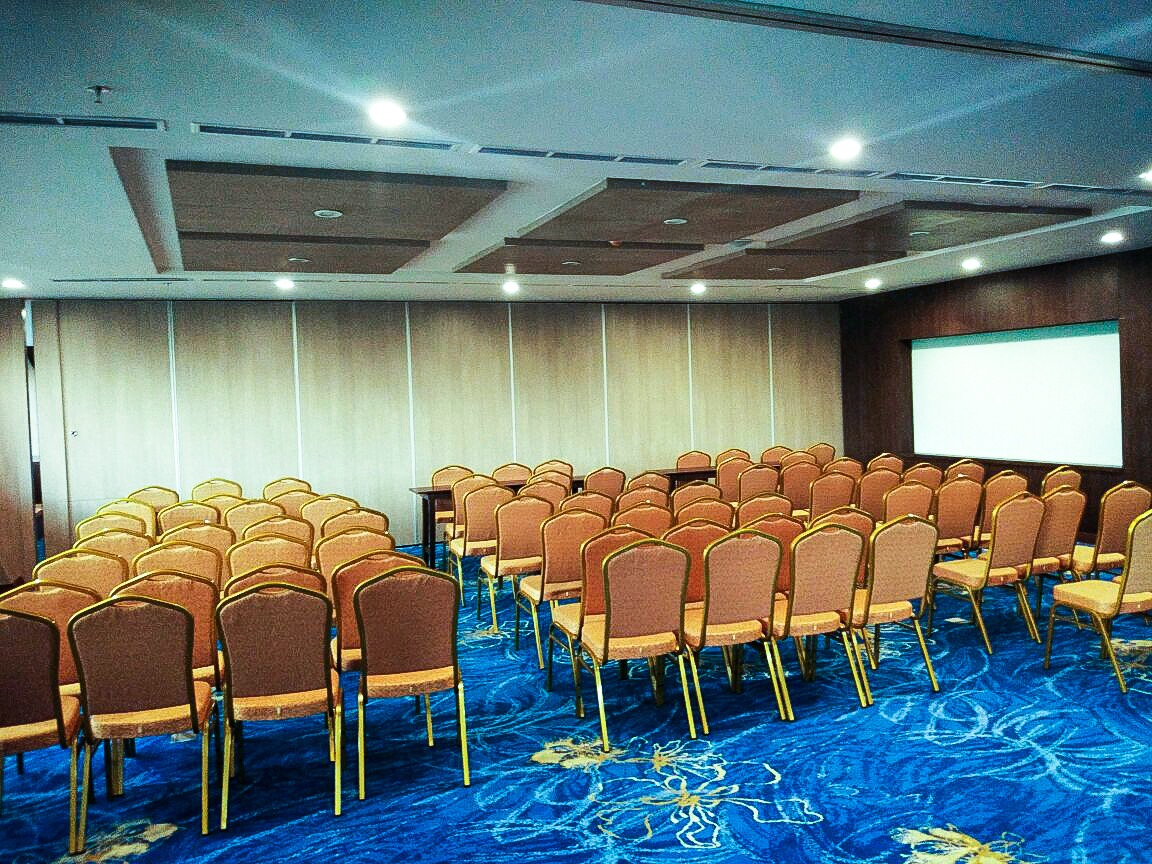 Variflex : Meeting Room Hotel BW Luxury Jambi