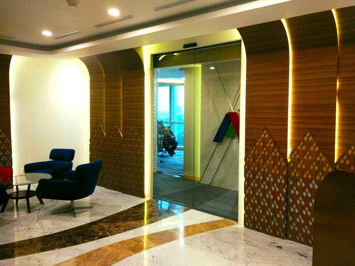 ES 200 Easy : Kantor BUMN di Jakarta