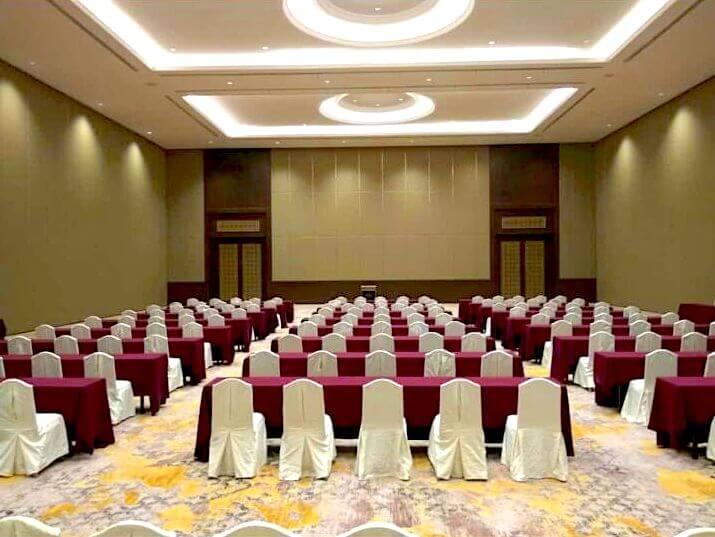Variflex : Ballroom Hotel Sultan Jakarta