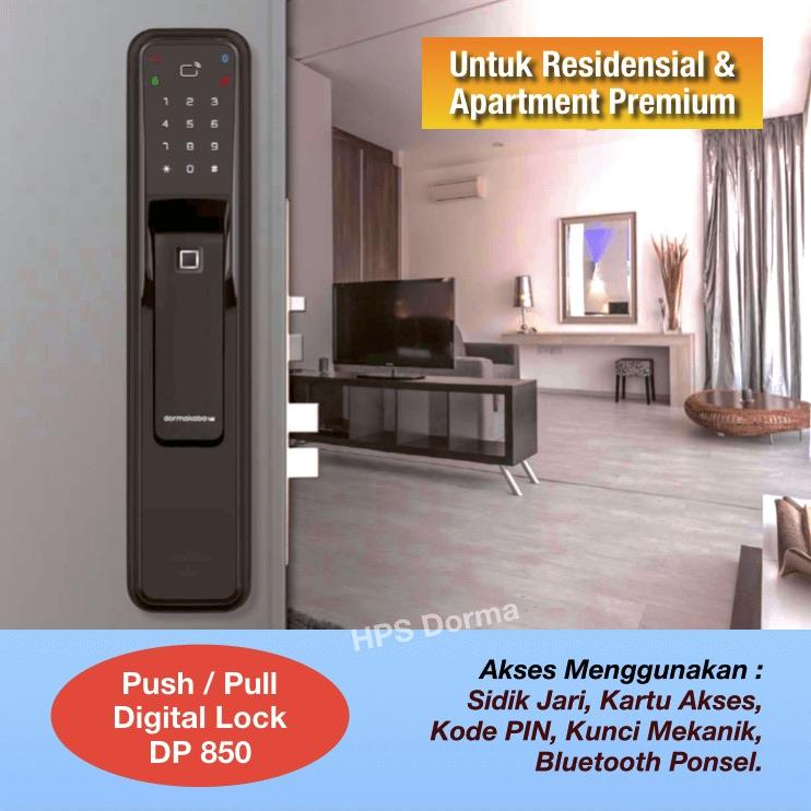 Push Pull Digital Door Lock dorma kaba DP 850(Premium)