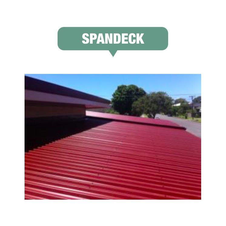 Spandeck